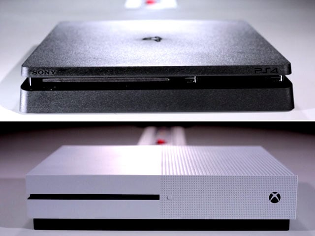 Video : PS4 Slim Vs Xbox One S
