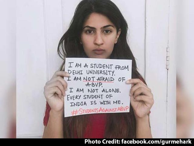 Video : Soldier's Daughter Alleges Rape Threats Over Post, Given Security