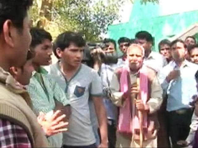 Videos : यूपी का महाभारत : अमेठी के एक गांव ने किया चुनाव का बहिष्कार