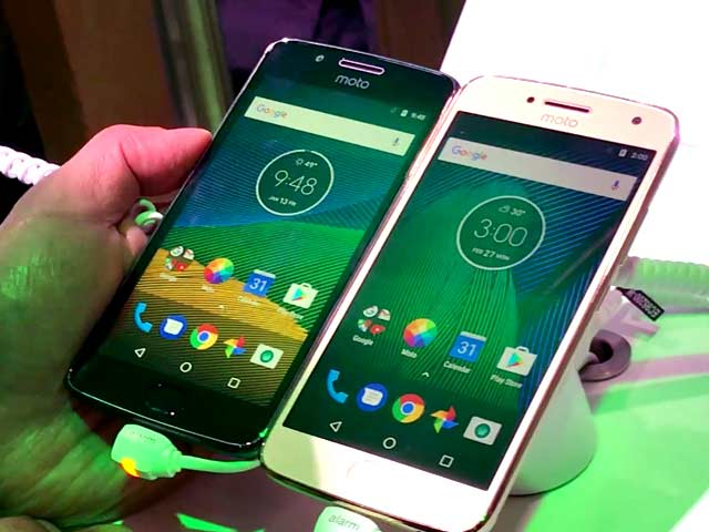 Video : Moto G5, G5 Plus First Look