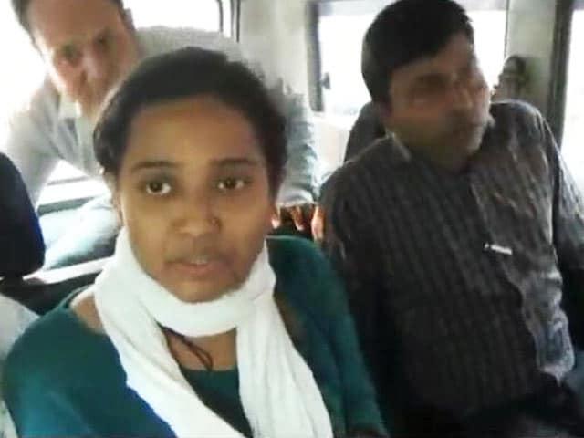 Video : Cops Turned Sanyasis To Catch BJP's Juhi Choudhury In West Bengal Child Racket