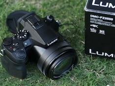 Unboxing Panasonic Lumix FZ2500