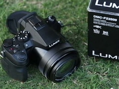 Unboxing Panasonic Lumix FZ2500