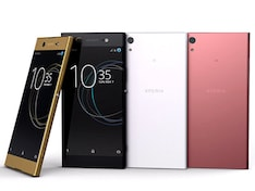 Sony Xperia XA1, Xperia XA1 Ultra First Look