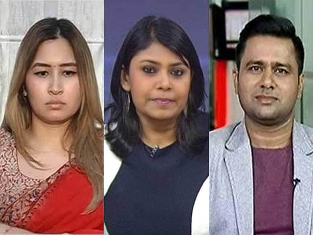 Video : Jwala Gutta, Aakash Chopra Support Gurmehar Kaur