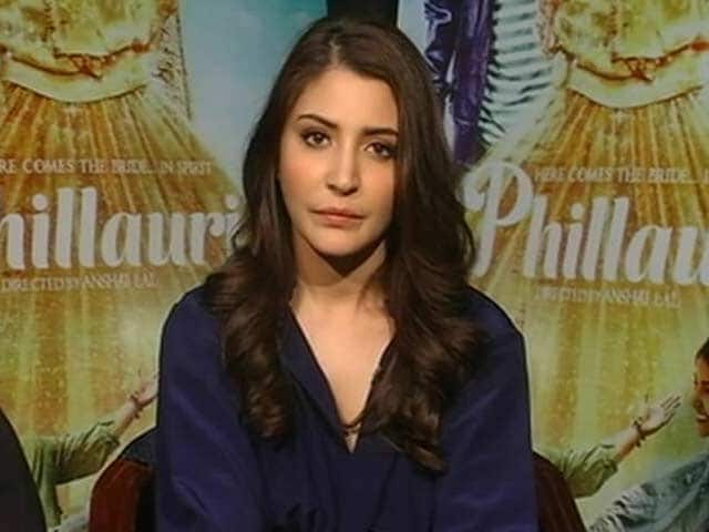 Video : Anushka Sharma On Her Film <i>Phillauri</i> and Being 'Fearless'