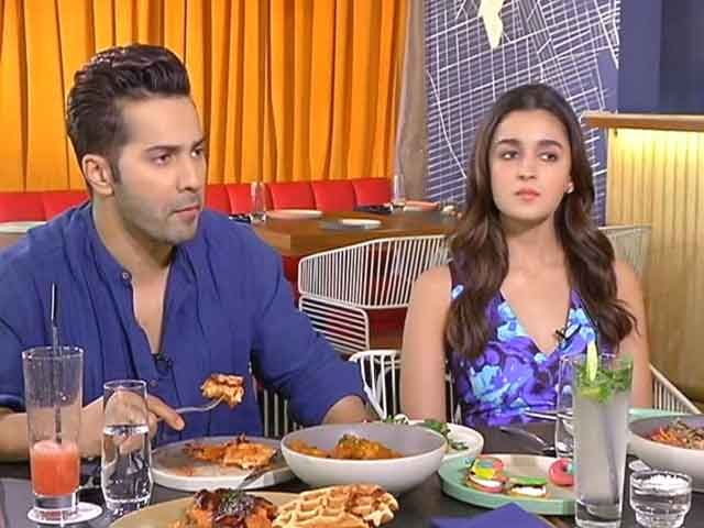 Varun Dhawan, Alia Bhatt On Oscars Blooper: 'It Is So Human'