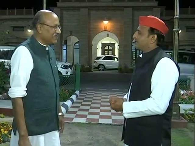 Video : Will He Get Another Term? Walk The Talk With Akhilesh Yadav