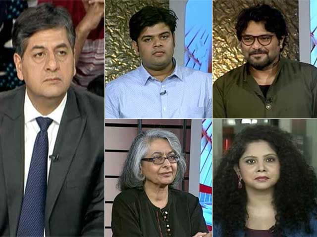 Video : The Big Fight On Patriotism: Ultra Left Vs Hyper Nationalists?
