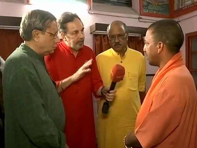 Video : Caste Fine, Not Casteism, Says BJP's Yogi Adityanath
