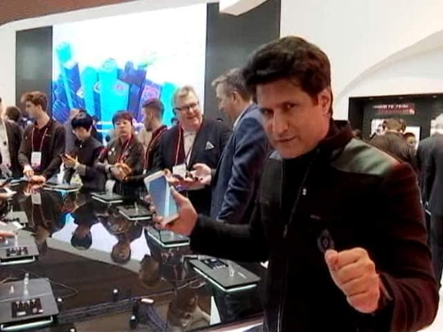 Video : Cell Guru at MWC 2017