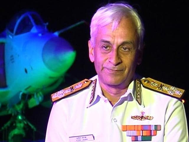 Video : INS Viraat May Be Sunk And Turned Into Divers' Spot: Navy Chief To NDTV
