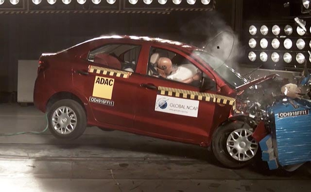 Video : Exclusive: Chevrolet Enjoy Fails Global NCAP Crash Test, Ford Aspire Does Well