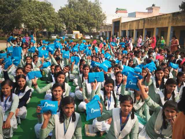 Video : Sanitary Pads With A Difference: How Project Baala Is Empowering Rural Women