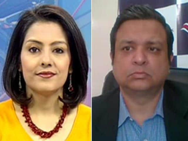Video : Positive On Tata Motors: Vijay Chopra