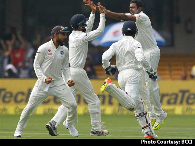 Video : India Recovered Splendidly To Win 2nd Test, Level Series 1-1