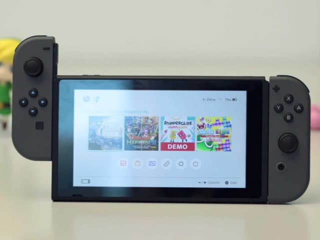 Video : Nintendo Switch Review