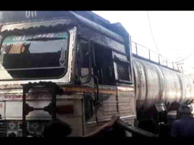 Video : NDTV Expose: Despite Ban, How Furnace Oil Is Choking Delhi's Air