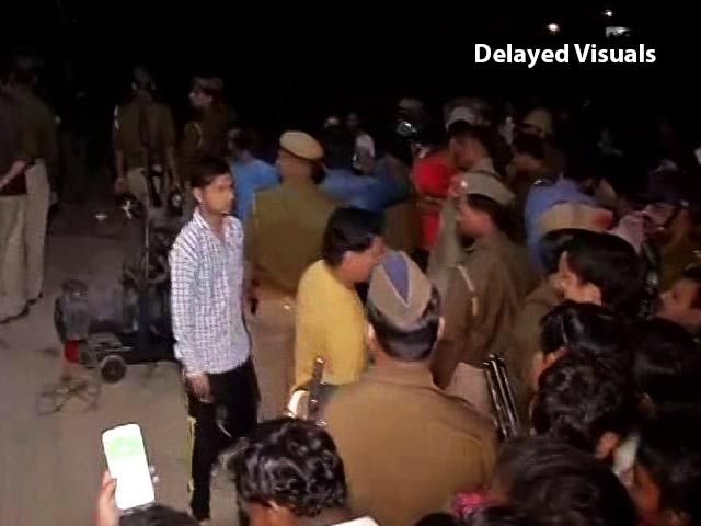 Video : Anti-Terror Op In Lucknow: Misguided Youth Radicalised By Social Media, Says Top Cop