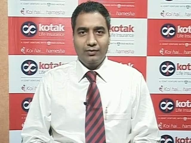 Video : Markets Fair Valued: Kotak Life Insurance