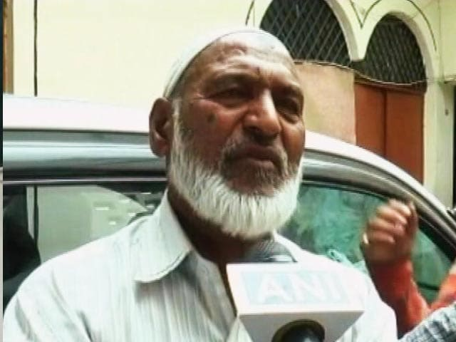 Video : जो देश का नहीं हो सका, वो मेरा नहीं हो सकता : सैफुल्लाह के पिता