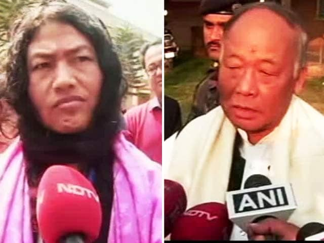 Video : Battle Of Thoubal: Irom Sharmila vs Okram Ibobi Singh