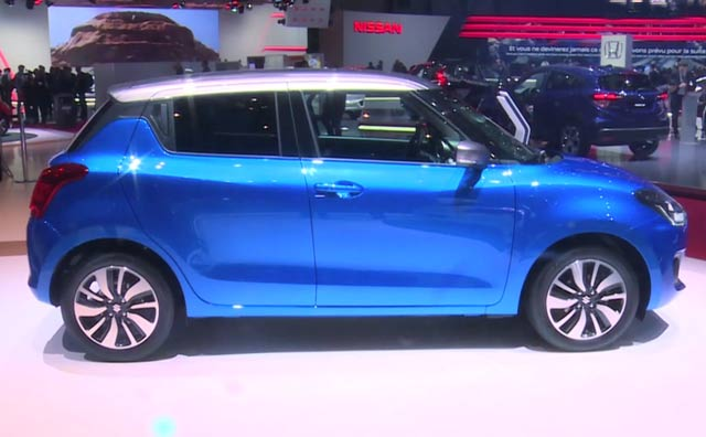 Video : Next-Gen Maruti Suzuki Swift Preview