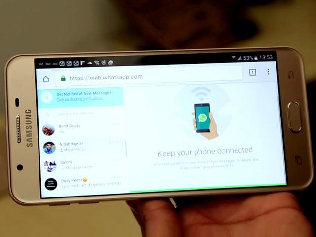 व्हाट्सऐप अकाउंट को साथ में दो स्मार्टफोन पर करें इस्तेमाल