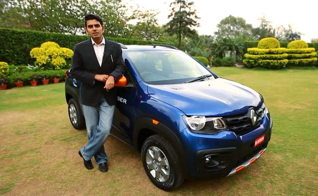 Video : Renault Kwid Climber First Look
