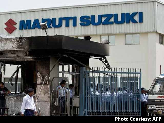 Video : In Maruti Riot, Manager Killed, Factory Burnt, 31 Convicted