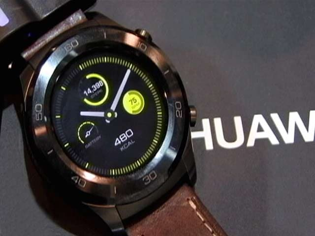 Time Check With Huawei