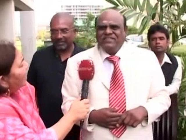 Video : Judge vs Judges, As Calcutta High Court Justice CS Karnan Faces Warrant For Contempt