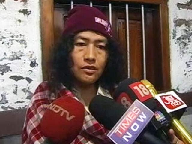Video : With 90 Votes After 16-Year Struggle, Irom Sharmila Bows Out Of Politics