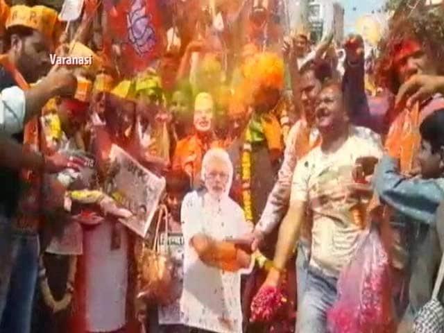 Videos : बनारस में पीएम की कोशिश का दिखा असर, BJP को ऐतिहासिक जीत