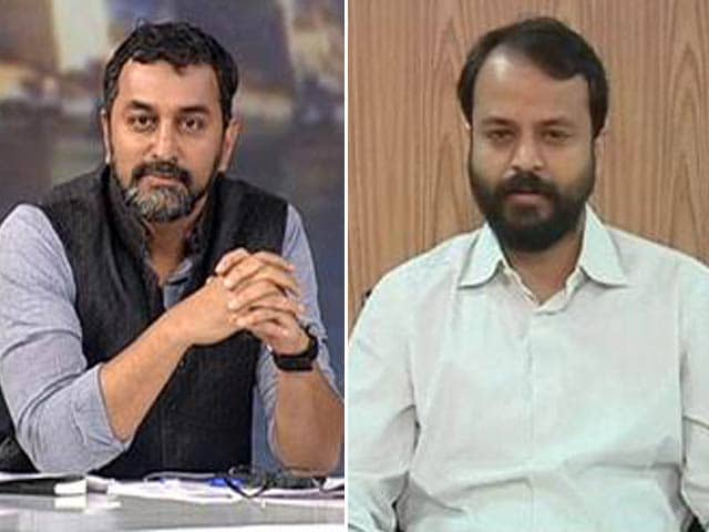 Video : Widespread Corruption During Congress, BJP Regimes in Punjab: AAP's Ashish Khetan