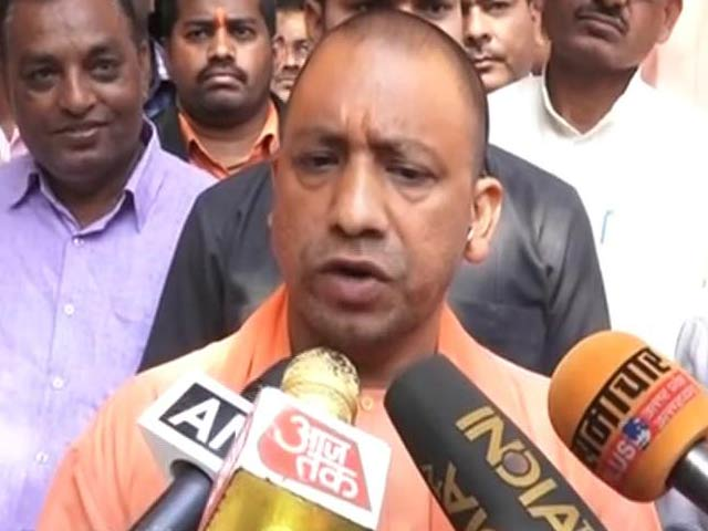 Videos : एसपी-कांग्रेस के गठबंधन को जनता ने नकारा : योगी आदित्यनाथ