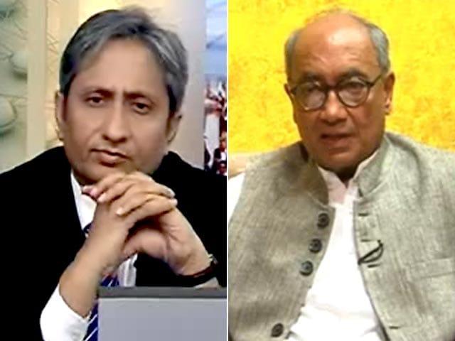 Videos : बीजेपी को कोई रोक सकता है तो सिर्फ कांग्रेस : दिग्विजय सिंह