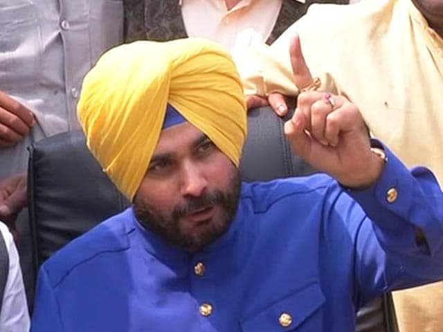 Video : Why Arvind Kejriwal Lost, According To Navjot Singh Sidhu, Celebrating Victory