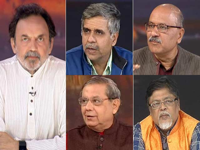 Video : Prannoy Roy's Analysis Of PM Modi's Gigantic Win