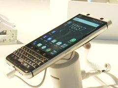 BlackBerry at MWC 2017: Brand New KEYone