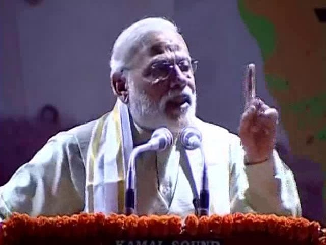Video : We May Make Mistakes, But Our Intent Never Wrong: PM In Speech To BJP