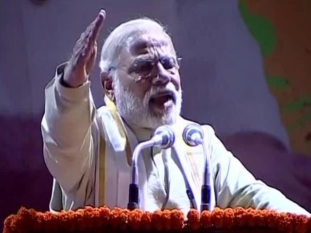 Video : I'm Getting A View Of A New India: PM Modi In Victory Speech