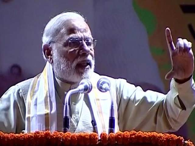 Video : PM Narendra Modi Uses Victory Speech To Counter Criticism, Urge Humility