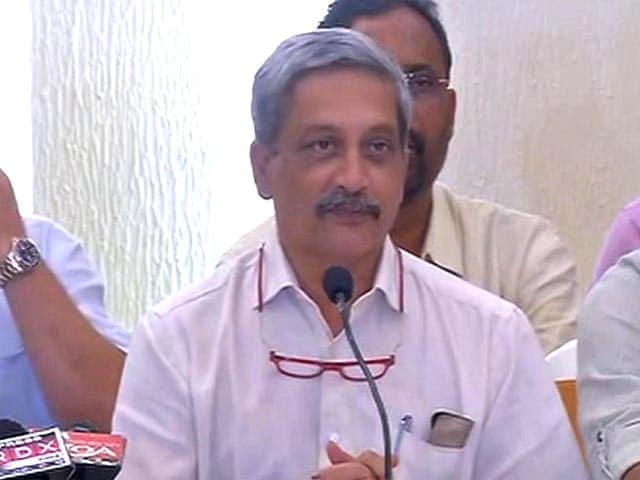 Video : Congress To Challenge Manohar Parrikar As Goa Chief Minister In Top Court