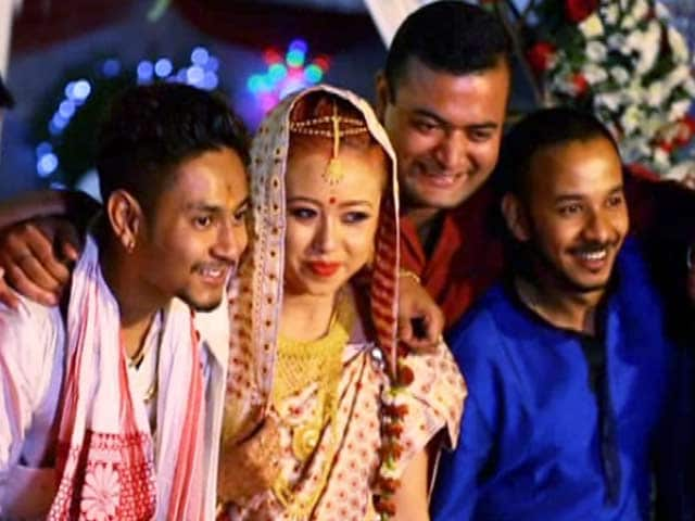 Video : Witness An Assamese-Hindu Wedding On Yarri Dostii Shaadi