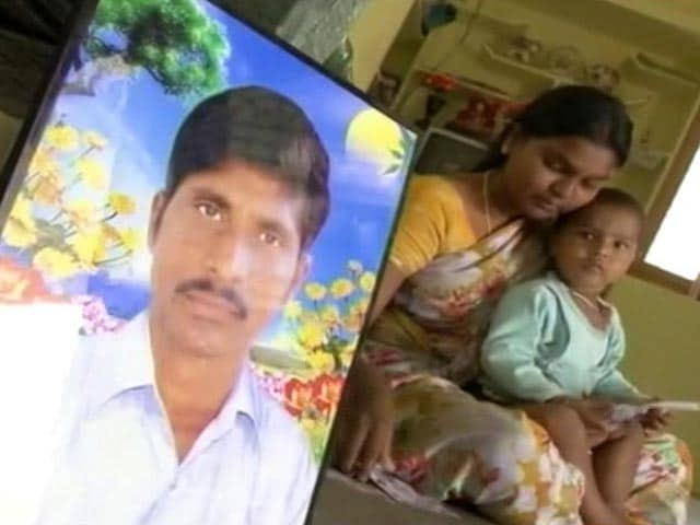 Video : 'My Son Will Go To School,' Says 21-Year-Old Whose Husband Committed Suicide
