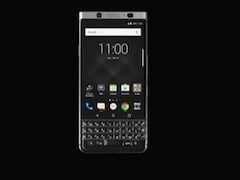 BlackBerry KEYone at MWC 2017