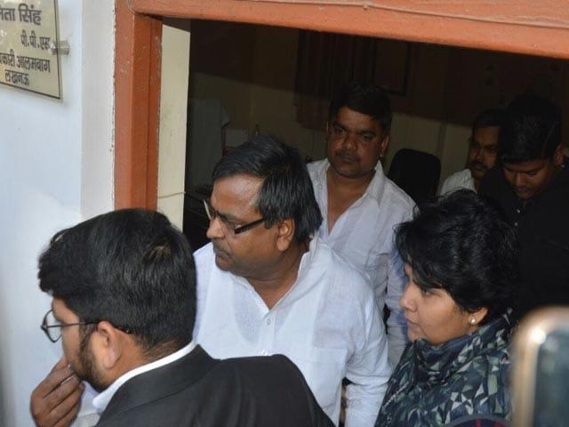 Video : Gayatri Prasad Prajapati, UP Minister Accused Of Rape, Arrested In Lucknow