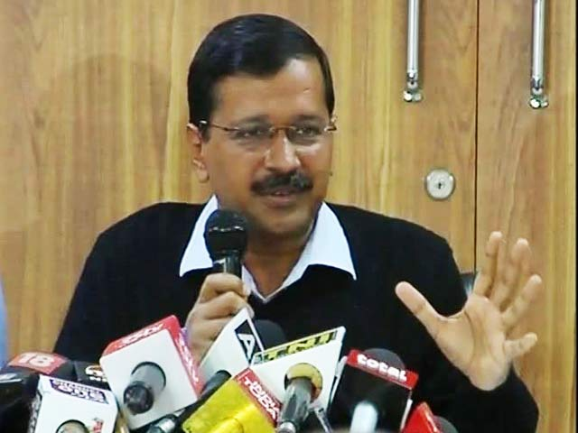 Video : Arvind Kejriwal Alleges Tampering Of EVMs In Punjab Assembly Elections
