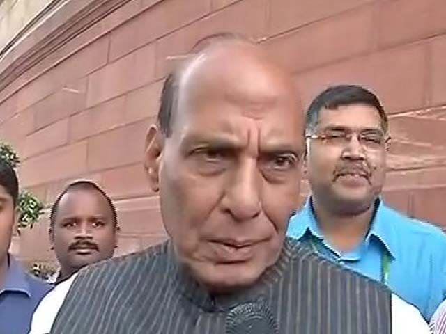 Video : Rajnath Singh Front-Runner For UP Chief Minister? What He Said Today